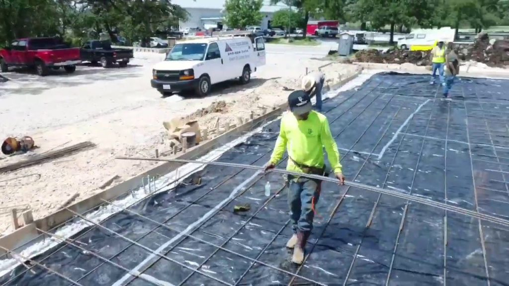 Commercial Concrete Foundation Round Rock Tx