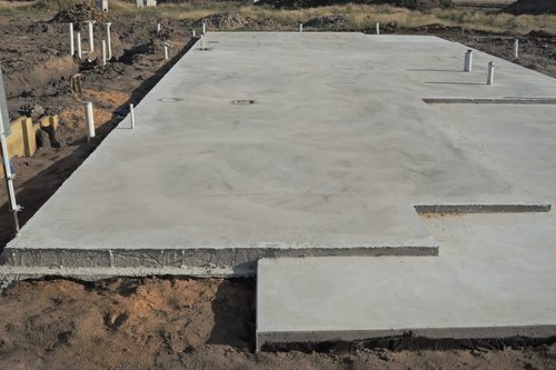 Residential Home Concrete Slab Round Rock Tx